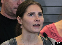 Amanda Knox was released earlier this year