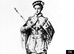 King Edward VI, whose Protestant tutor may have had an affair with a Catholic woman
