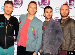 Coldplay aren't usually known for such a raunchy approach