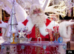 Pembrokeshire Children Won't Be Paid A Visit From Father Christmas