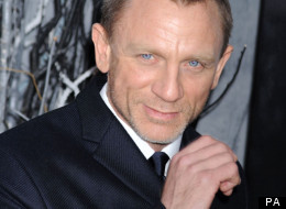 Daniel Craig at the premiere 'The Girl with the Dragon Tattoo'
