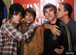 The Stone Roses reunite