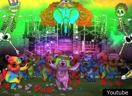 Careful or you'll be playing the new Grateful Dead game 'til the morning comes.