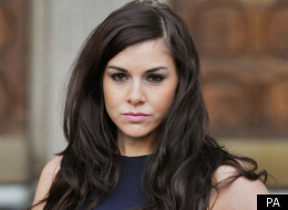 Imogen Thomas' family were forced into hiding after receiving death threats
