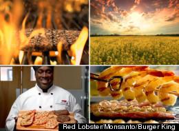 Red Lobster/Monsanto/Burger King