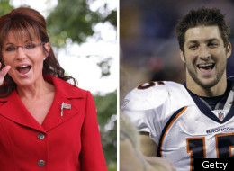 Sarah Palin is pro-Tebow!