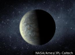 Kepler 20f, one of the Earth-sized planets orbiting a Sun-like star, discovered by Nasa