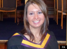 Lauren Thompson On Her Graduation Day