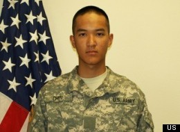Army Pvt. Danny Chen, 19, of Manhattan, died in Afghanistan on Oct. 3, 2011 (U.S. Military)   Read more: http://www.dnainfo.com/20111221/lower-east-side-east-village/army-charges-eight-chinatown-soldier-danny-chens-death#ixzz1hBDu6hHn