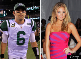 Mark Sanchez has been linked to swimsuit model Kate Upton.