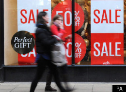 Friday is expected to be the busiest shopping day of the year