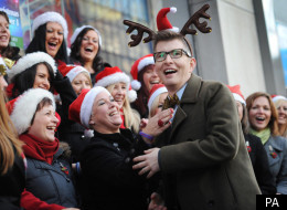 Military Wives with choirmaster Gareth Malone
