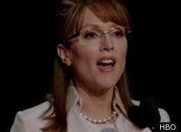 Julianne Moore as Sarah Palin in 'Game Change'