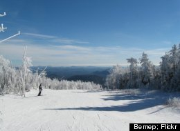 Gore Mountain Ski Resort offers 94 Alpine trails.