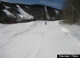 Sunday River offers more than 1,000 acres of terrain to explore.