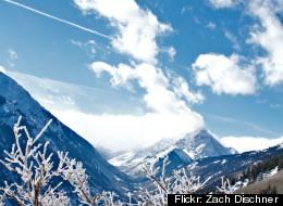 Buttermilk Mountain offers beautiful views.