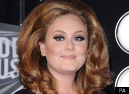 Adele has set yet another sales record
