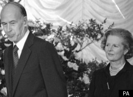 President Valery Giscard d'Estaing's aides wanted a chair of equal status