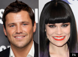 Mark Wright and Jessie J are rumoured to be cosying up.