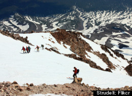 Mount Shasta has 32 trails for skiers and snowboarders to enjoy.