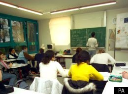 Hundreds Of Teachers Have Been Sacked (File Picture)