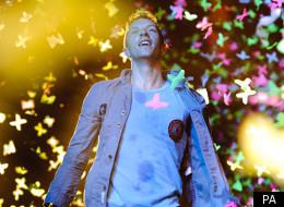 Chris Martin has a recurring musical nightmare
