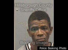 Police Booking Photo