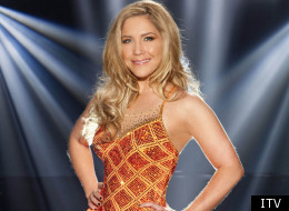 Sugababe Heidi Range is already feeling the benefits of training for 'Dancing On Ice'