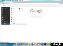 Google's new search page will be rolled out in the