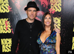 The campaign is fronted by hardman Vinnie Jones, whose wife Tanya (pictured) underwent a heart transplant at the age of 21