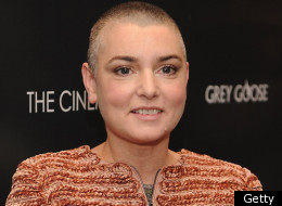 Sinead O'Connor is back with her husband who she split with after 16 days of marriage.