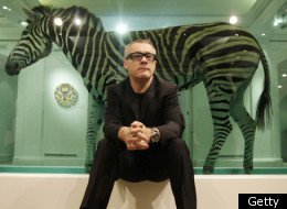 Damien Hirst's retrospective: a highlight of 2012?
