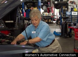 Driven: Gail Dunn set out to start her own auto advice business at the age of 62.