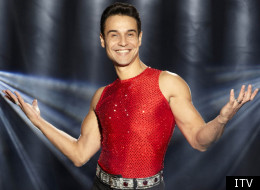 Chico joins Dancing On Ice