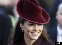 The former Kate Middleton turns 30 on Monday — but royal fans expecting a lavish birthday bash to mark the milestone will be disappointed. (AP)