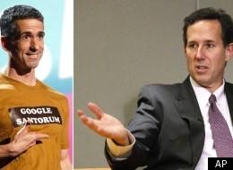 Dan Savage's coining of Santorum as a