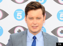 Brian Dowling at last year's Big Brother launch