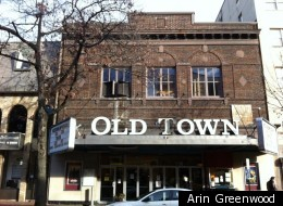The Old Town Theater in Alexandria, Va.