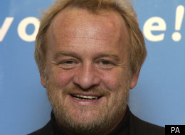 Antony Worral Thompson has been arrested for allegedly shoplifting.