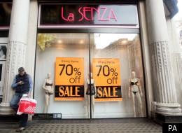 LA Senza has fallen into administration