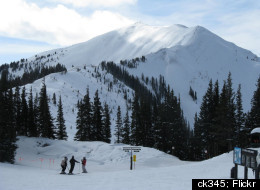 A view of the Highland Bowl at the picturesque Aspen Highlands.