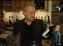 Celebrity chef Anthony Worrall Thompson has been cautioned for stealing cheese and wine