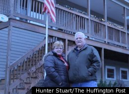 Hunter Stuart/The Huffington Post