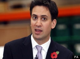 Ed Miliband Made His Speech At The OXO Tower In London On Tuesday