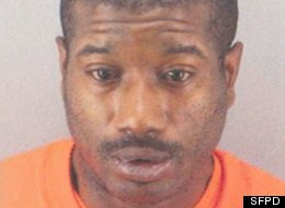 Alleged mission rapist Frederick Dozier
