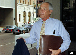 Harry Connick, seen in a 1990 file photo, served as New Orleans District Attorney for more than 30 years. Prosecutors in Connick's office never provided crucial witness statements to Juan Smith's defense in a 1995 quintuple murder conviction, which the Supreme Court overturned on Tuesday.