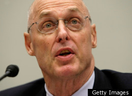 Former Secretary of the Treasury Henry Paulson, a onetime employee at Goldman Sachs. The high degree of crossover between Wall Street and Washington has led critics to wonder whether meaningful financial regulation is possible.