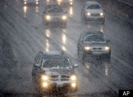 Canadians can say goodbye to spring-like temperatures in Eastern Canada.