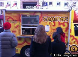 D.C.'s Cap Mac food truck