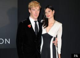 A couple no more: Benedict Cumberbatch has split from Anna Jones